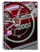 1953 Ford Crestline Victoria Spiral Notebook