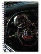 1953 Mercury Monterey Dash Spiral Notebook