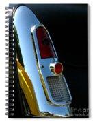 1953 Mercury Monterey Taillight Spiral Notebook