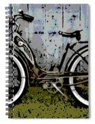 1953 Schwinn Bicycle Spiral Notebook