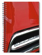 1953 Studebaker Champion Spiral Notebook