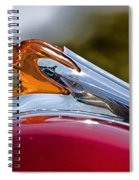 1954 Pontiac Chieftan Spiral Notebook