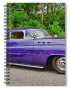 1956 Buick   7767 Spiral Notebook