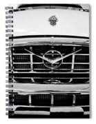 1956 Packard Caribbean Custom Cvt Spiral Notebook