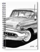 Oldsmobile Super 88 Spiral Notebook
