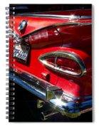 1959 Chevy El Camino  Spiral Notebook