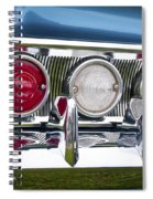 1960 Chevrolet Impala Tail Light Spiral Notebook