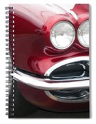 1962 Corvette Spiral Notebook