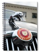 1963 Jaguar Emblem Spiral Notebook