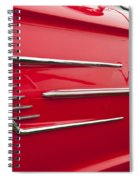 1965 Ford Thunderbird  Spiral Notebook