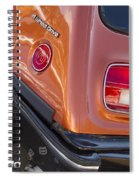 1983 Amc Eagle 4 Wheel Drive Spiral Notebook
