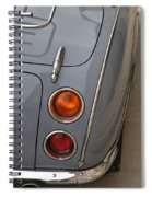 1991 Nissan Figaro Taillights Spiral Notebook