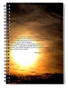 1corinthians 15 Spiral Notebook