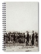 1st U.s. Colored Infantry Spiral Notebook