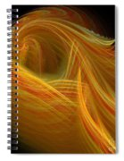 Abstract 100 Spiral Notebook