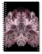 Abstract 190 Spiral Notebook