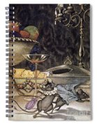 Aesop: Town And Country Spiral Notebook