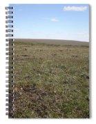 Alpine Tundra Spiral Notebook