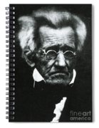 Andrew Jackson, 7th American President Spiral Notebook