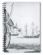 Anne Bonny And Mary Read, 18th Century Spiral Notebook