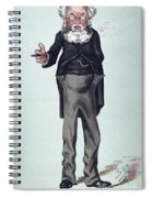 Anthony Trollope Spiral Notebook