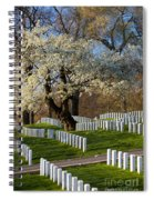 Arlington National Cemetary Spiral Notebook