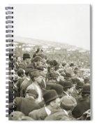 Baseball: Playoff, 1908 Spiral Notebook