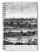 Battle Of Saratoga, 1777 Spiral Notebook