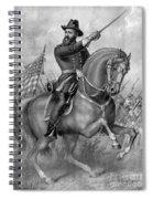 Benjamin Harrison, 23rd American Spiral Notebook