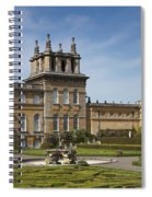 Blenheim Palace Spiral Notebook