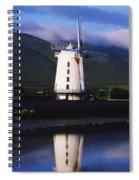 Blennerville Windmill, Tralee, Co Spiral Notebook