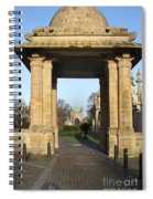 Brighton Pavillion Spiral Notebook
