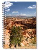 Bryce Canyon Amphitheater Spiral Notebook
