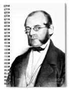 Carl Von Rokitansky, Austrian Spiral Notebook