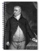 Charles Fox (1749-1806) Spiral Notebook