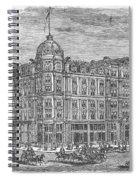 Chicago: Palmer House Spiral Notebook