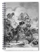 Civil War: Antietam, 1862 Spiral Notebook