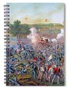 Civil War: Gettysburg, 1863 Spiral Notebook