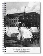 Civil War: Libby Prison Spiral Notebook