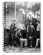 Civil War: Signal Corps Spiral Notebook