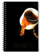 Coffee Cup Spiral Notebook