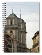 Colegiata De San Isidro Spiral Notebook