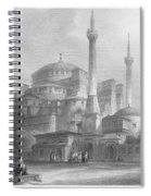 Constantinople: St. Sophia Spiral Notebook