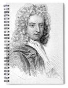 Daniel Defoe (c1659-1731) Spiral Notebook