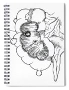 Diverticulitis Spiral Notebook