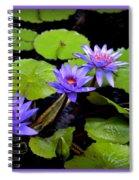 Dragonfly Dream Spiral Notebook
