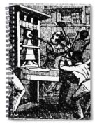 Elijah Parish Lovejoy Spiral Notebook