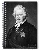 Esaias Tegner (1782-1846) Spiral Notebook