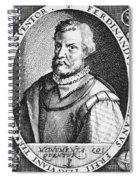 Ferdinand Magellan Spiral Notebook