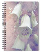 Foxgloves Spiral Notebook
